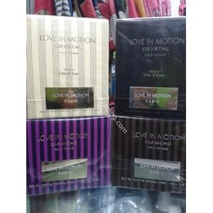 love in motion parfum