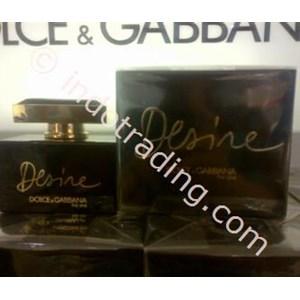 dolce gabbana desire parfume