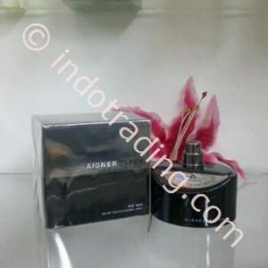 aigner black parfum