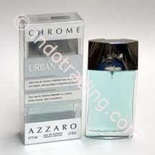 azzaro chrome urban spray parfum
