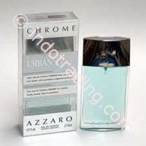 azzaro chrome urban spray parfum