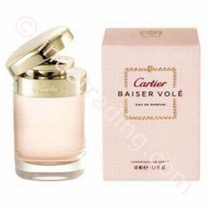 cartier baiser vole parfum