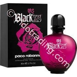 paco robanne black xs woman parfum