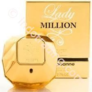 Paco robanne lady million absolutely gold parfum