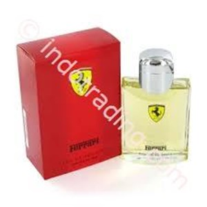 ferrari red parfum