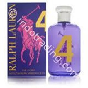 polo big pony 4 ralph laurent woman parfum