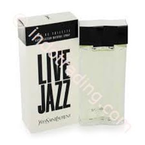 live jazz yves saint laurent parfum