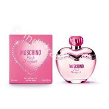 moschino pink bouquet parfum