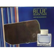 antonio banderas blue seduction giftset parfum