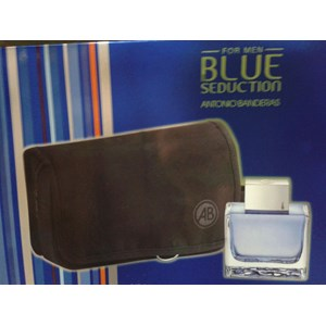 antonio banderas blue seduction giftset parfum