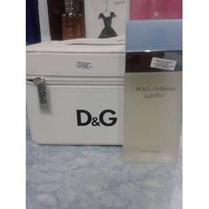 dolce gabbana light blue woman set parfum