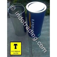 Distributor Tong Sampah Fiberglass Tutup Stainless 3