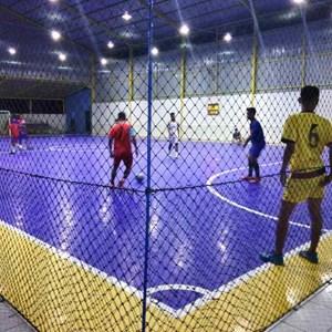 Dari Lapangan Futsal Interlock 2