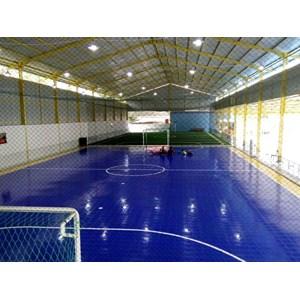 Dari Lapangan Futsal Interlock 0
