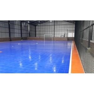 Dari Lapangan Futsal Interlock 4