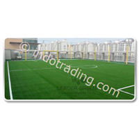 Rumput plastik Futsal  1