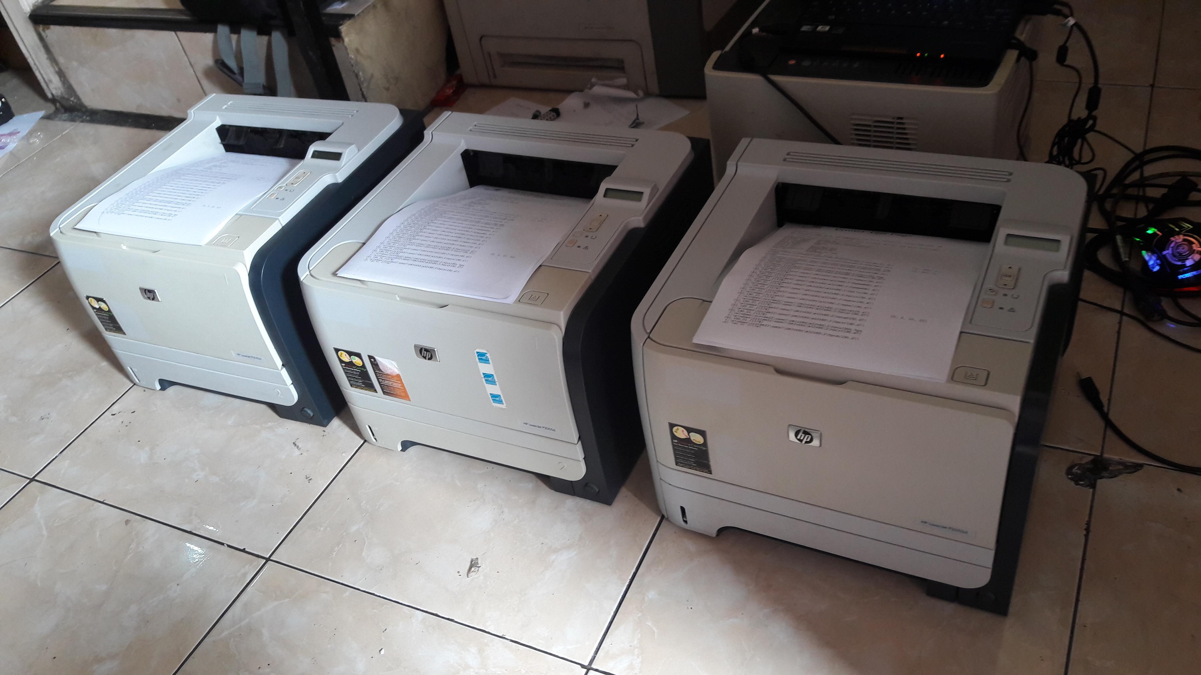 hp laserjet p2055dn printer driver download