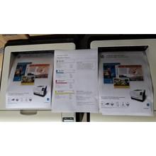 Printer Hp laserjet warna CP1525n
