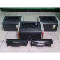 Beli Printer HP LaserJet 1010 hitam putih 4