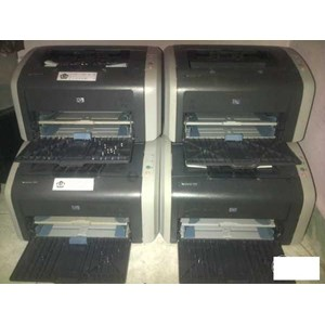 Printer HP LaserJet 1010 hitam putih