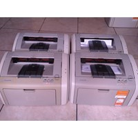 Printer HP  LaserJet 1020 hitam putih 1