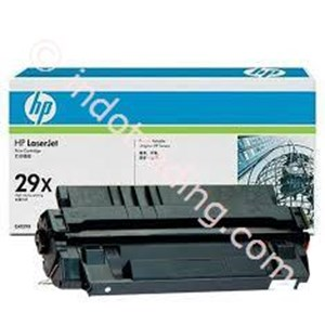 Toner Catridge HP Laserjet 29x [C4129X]