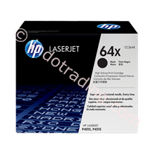 Toner catridge HP Laserjet 64X High Yield Black
