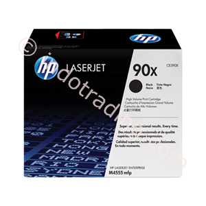 Toner HP Laserjet 90X High Yield Black