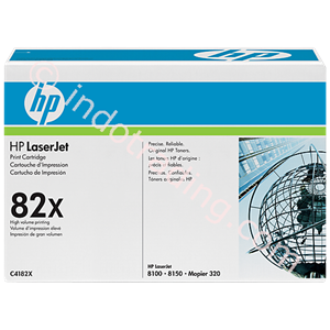 Toner HP Laserjet 82X High Yield Black