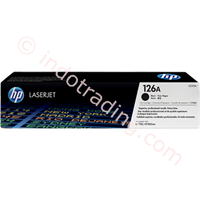 Toner HP Laserjet 126A High Yield Black 1