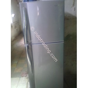 Second 2 Door Refrigerator Sharp Brand