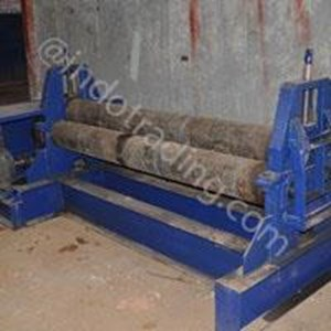 Roll Plate Machine