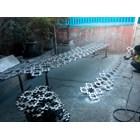 Krawangan Cor Aluminium Kerawangan Cor Alumunium Pagar Ornamen Islami Aluminium Cor 3
