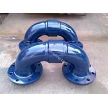 Pipe Elbow Joint Style 40
