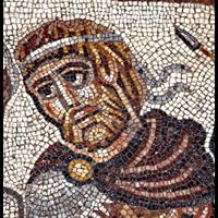 Keramik Mozaik Decorative Non Cutting People