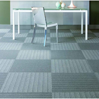 Tile Mosaic Decorative Non Cutting Carpet