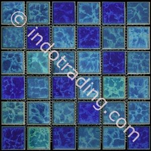 Export Mass Mosaic Tiles  Kuda Laut Mas Indonesia