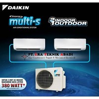 Ac Multi S Daikin 0.5PK + 0.75PK
