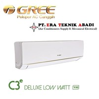Ac Split Wall Gree 1PK Deluxe Low Watt