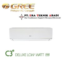 Ac Split Wall Gree 1.5PK Deluxe Low Watt