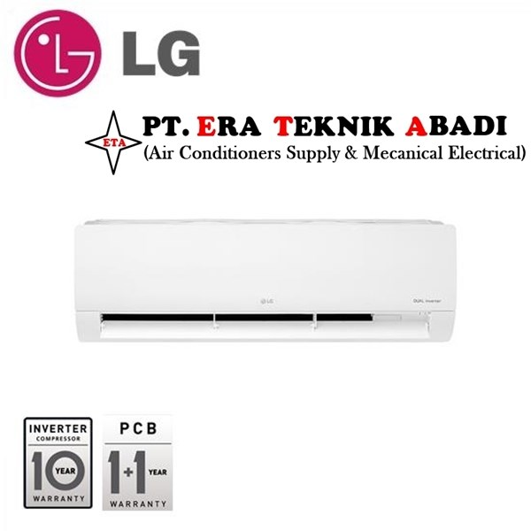 Ac Split Wall LG 2PK Dual Cool Eco Inverter