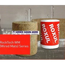 ROCK WOOL ROLL  KAWAT