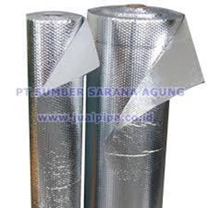 Thermaflex Flexible Duct  Jual DS999 Aluminium Foil Insulation