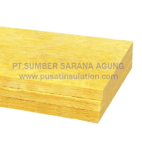 Glasswool Board Building