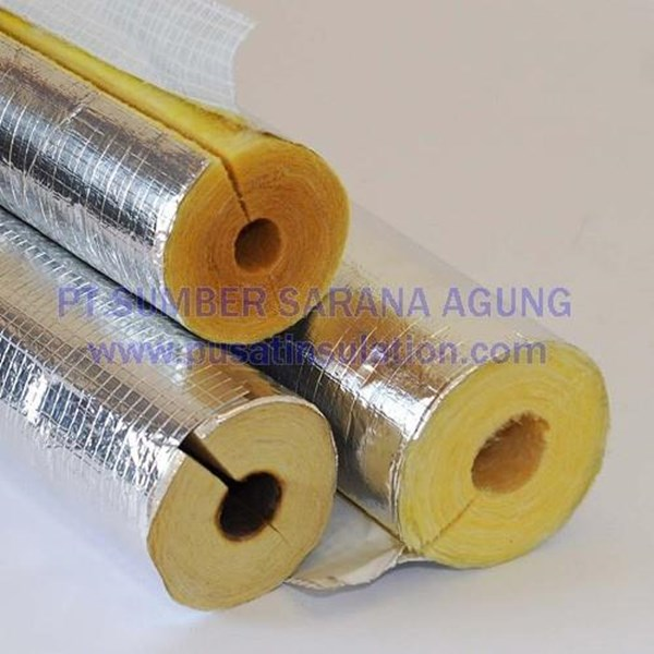 Glasswool Insulation Pipa