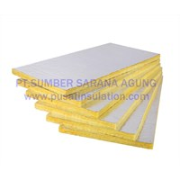 Glasswool Insulation Board 1