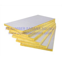 Glasswool Insulation Board