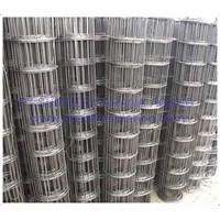 Galvanized Welded Wire Fencing 1