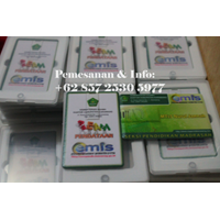 Distributor Suplier Flashdisk Kartu Custom 3