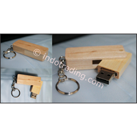 Jual Souvenir Unik Flashdisk Kayu Custom Bergaransi 2